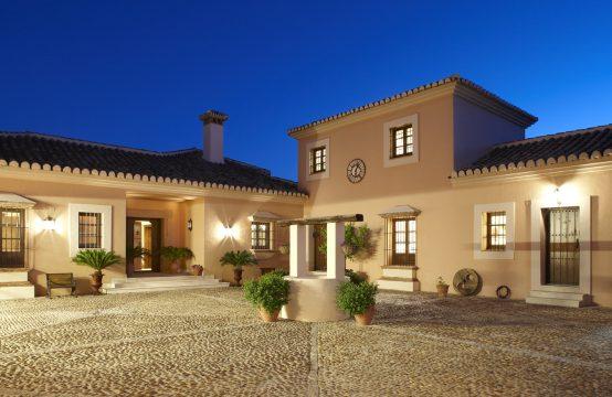 1045 Andalusian villa